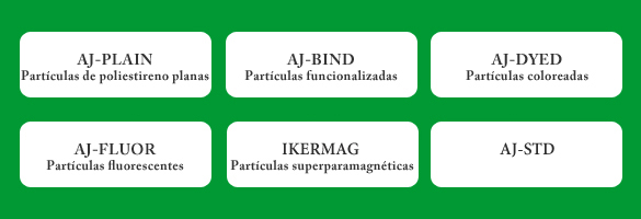 IKERLAT Polymers - Productos